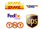 We are DHL, FedEx, UPS, TNT, EMS, Aramex generalagent, has many years of close cooperation with them. Can get very lowdiscount, our agent price is more than 60% lower than the direct cooperationwith them .On the day of the delivery of the goods can be given by the number, toguarantee the timeliness.